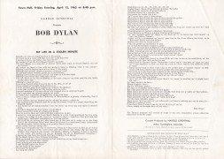 Dylan Program 2