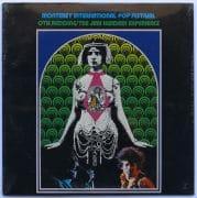 "Otis Redding & Jimi Hendrix -Sealed, Rare Cover ""Monterey Pop"" LP"