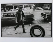 Bob Dylan – Original Jim Marshall Photograph With Marshall's Handwritten Notations