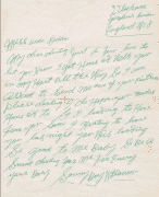 Sonny Boy Williamson (II) – Handwritten, Signed Letter To An English Fan, With Full Authentication