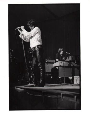 The Doors Jim Morrison Original London 1968 Photograph