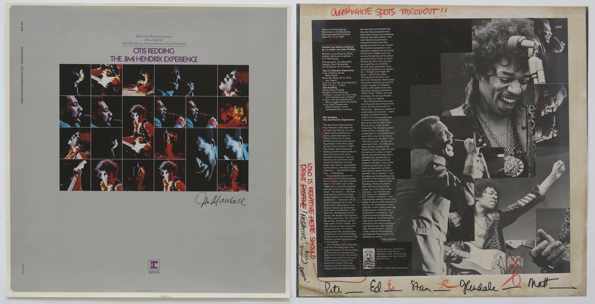 "Iggy Pop Album Covers Amazing jimi hendrix / otis redding – ""monterey pop"" album cover artwork"