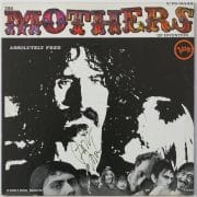 "Frank Zappa & The Mothers of Invention – Signed Mono ""Absolutely Free"" LP"