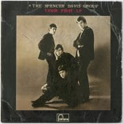 "The Spencer Davis Group – 1965 Signed ""Their First LP"" (Steve Winwood, pre-Traffic)"