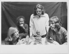 The Doors – Original 11″x 14″ Photograph by Edmund Teske
