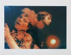 The Doors & Them – Original Photograph of Jim Morrison/Van Morrison Jam at Whisky-A-Go-Go