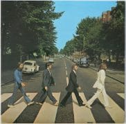 "The Beatles – UK 1st Pressing ""Abbey Road"" Near Mint Apple LP"