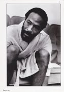 Marvin Gaye – Original Adrian Boot Photograph