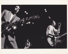 The Clash – Original Vintage Paul Cox Live Photograph