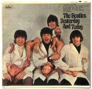 The Beatles – Beautiful Third State 'Yesterday & Today' Butcher Cover Album