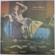 David Bowie – Mint UK Mercury Dress Cover 'The Man Who Sold The World' LP