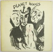 "Bob Dylan – Signed ""Planet Waves"" LP With Jeff Gold, Roger Epperson COA's"