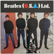 The Beatles – Original 1966 U.S. Tour Program