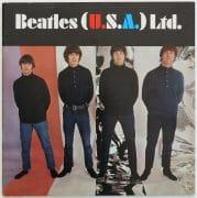 The Beatles – Original 1966 U.S. Tour Program