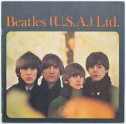 The Beatles – Original 1965 U.S. Tour Program