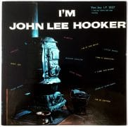 "John Lee Hooker – Mint 1960 ""I'm John Lee Hooker"" Debut LP"