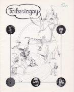 Nick Drake – Rare 1970 Fotheringay Tour Program (from Nick Drake's Only Tour)