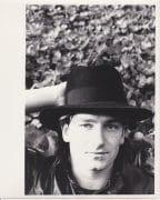 U2 – Vintage Bono Photograph by Steve Rapport
