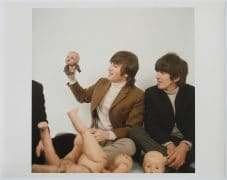 "Beatles – Unpublished ""Butcher Cover"" Alternative Photograph by Robert Whitaker"