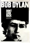 "Bob Dylan – Original 1967 ""Don't Look Back"" Movie Poster (One-Sheet, First Release)"