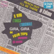 "The Four Tops – 1967 Sung in Italian 45 ""Reach Out/I Can't Help Myself"""