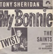 "The Beatles –  First Ever Record, ""My Bonnie"" By Tony Sheridan & The Beat Brothers / 1962 German Pressing With ""English Intro"""