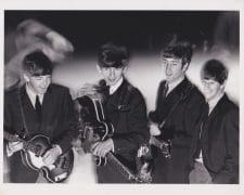 The Beatles – London Features Photo Agency Original Photograph