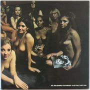 "The Jimi Hendrix Experience – UK ""Electric Ladyland"" Polydor LP, With Nude Cover"