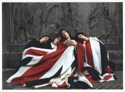 "The Who – Original Photograph by Art Kane ""Morningside Park, NYC 1968"" (Used on ""The Kids Are Alright"" LP Cover)"