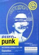 Sex Pistols – Euro Punk 1976-1980 Paris Museum Exhibition Poster (Jamie Reid Artwork)