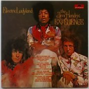 "The Jimi Hendrix Experience – Mint Early Italian Pressing ""Electric Ladyland"" Double Album"