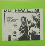 "Jimi Hendrix – Near Mint 1st Press ""Maui, Hawaii…"" TMOQ Purple Vinyl LP"