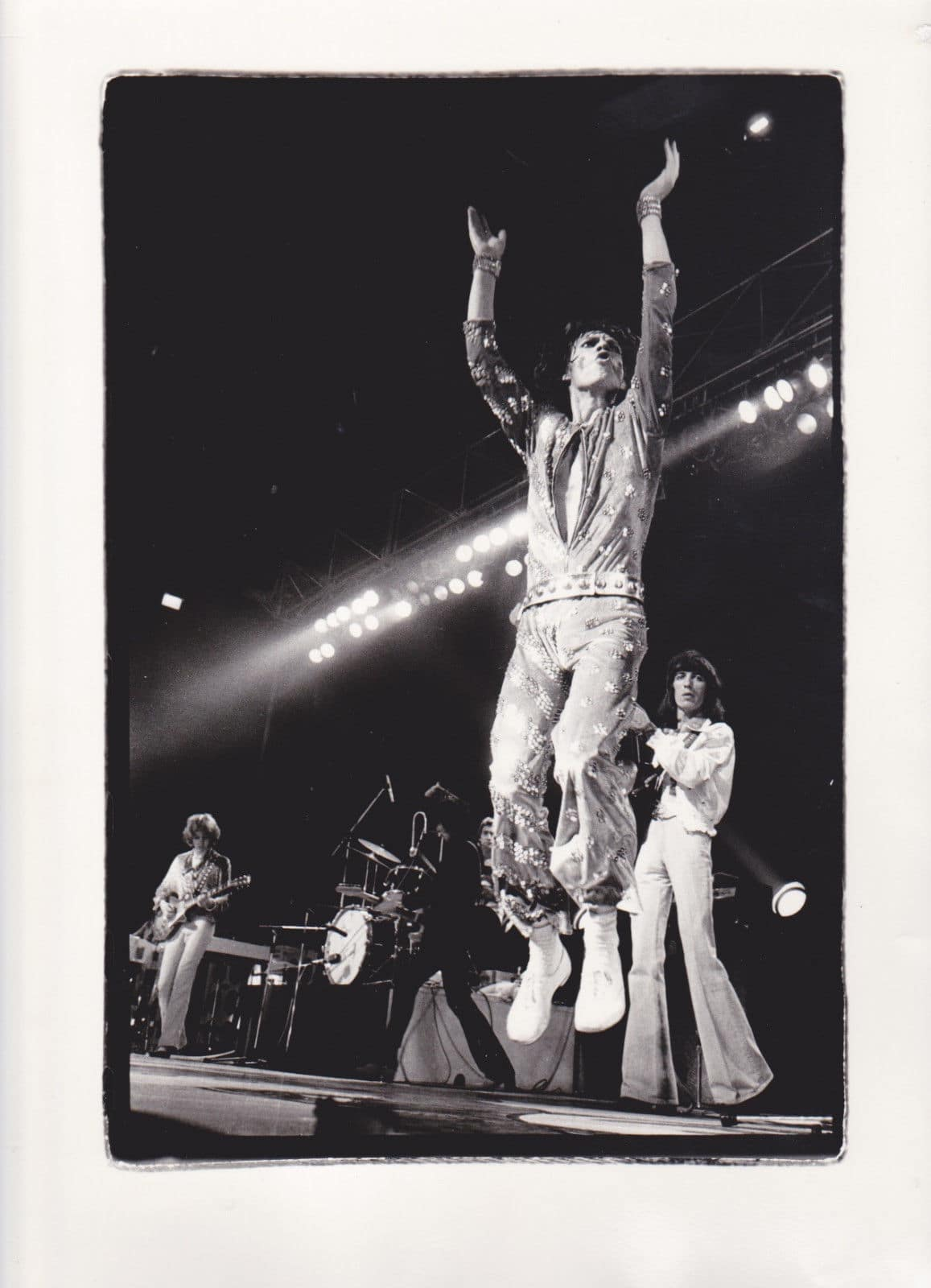 Rolling Stones – 1973 Michael Putland Live Photograph, From