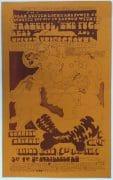 Velvet Underground, Grateful Dead, Fugs – Ultra Rare 1969 Concert Poster, AOR 3.160