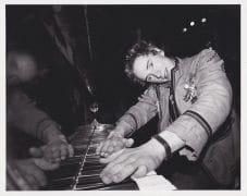 Sex Pistols – Johnny Rotten Original Vintage Photograph By Nils Stevenson