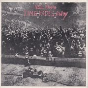"Neil Young – 1973 UK Promo Only ""Time Fades Away"" Picture Sleeve EP"