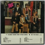 Moby Grape – Sealed Mono Promo Debut LP, With Timing Strip & Poster