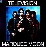 Television – 1977 'Marquee Moon' Promotional Poster