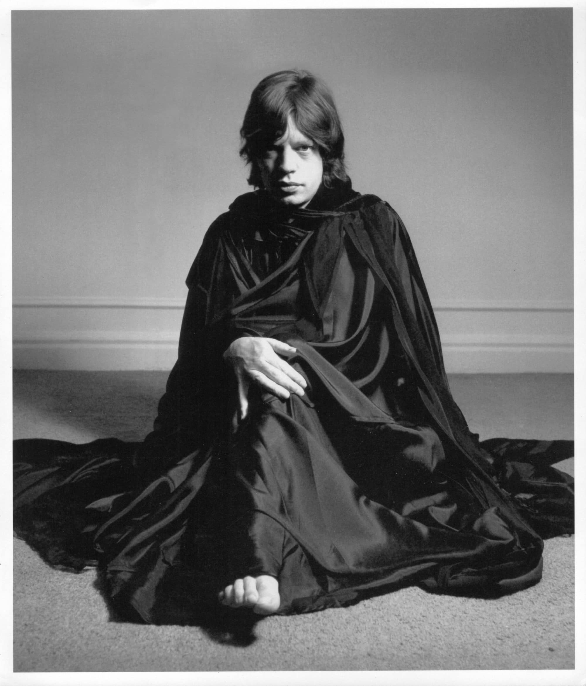 Mick Jagger Original 1969 Photograph By Cecil Beaton