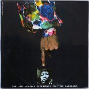 "The Jimi Hendrix Experience – French 1st Pressing ""Electric Ladyland"" LP With Alternate Album Cover"