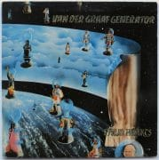 "Van Der Graaf Generator – UK 1st Pressing ""Pawn Hearts"" With Pink Scroll Charisma Label, Insert, in Mint Condition"