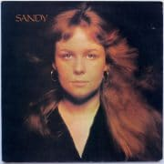"Sandy Denny – UK Island 1st Pressing ""Sandy"" LP in Mint Condition"