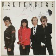 Pretenders – UK 1st Pressing Debut Album, Signed By Original Band