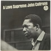 "John Coltrane – Mint & Possibly Unplayed 1st Pressing ""A Love Supreme"" LP"