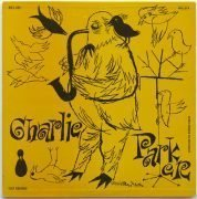 "Charlie Parker – Mint 1955 First Pressing ""The Magnificent Charlie Parker"" Clef LP"