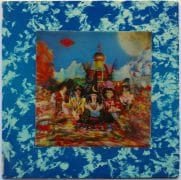 "The Rolling Stones – Mint 1967 Stereo UK 1st Pressing ""Their Satanic Majesties Request""  LP"