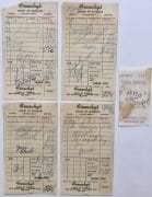 """Frank Zappa & the Mothers of Invention – 1966 Autographs, Pre-""""Freak Out"""""""