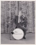 David Bowie – Photograph While in First Band, The Konrads, 1963