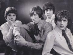 Pink Floyd – 1967 Vintage EMI Pink Floyd Photograph (With Syd Barrett)