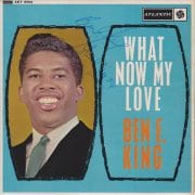 "Ben E. King – 1964 UK Atlantic Records EP Autographed ""Stand By Me"""